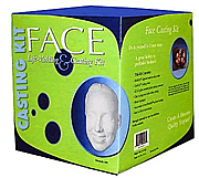 Face Casting Kit (Artmolds)